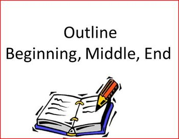 Detailed Outline for Memoir & Personal Narrative