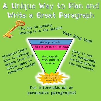 Paragraph Writing (Grades 2-3)
