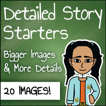 Detailed Story Starters