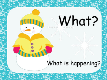 Details Anchor Charts Posters Winter Theme