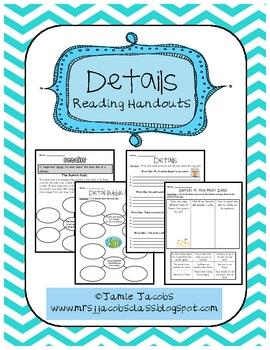 Details - Handouts