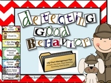 Detecting Good Behavior (Detective Themed Clip Chart Behavior System)