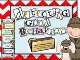Detecting Good Behavior (Detective Themed Clip Chart Behavior System)