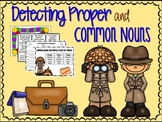 Proper and Common Nouns Detecting Game and Activity Packet