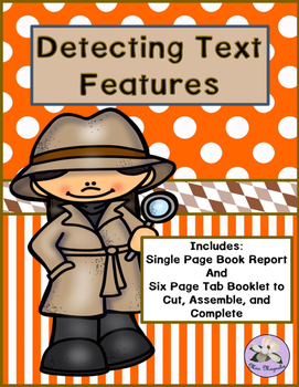 Detecting Text Features