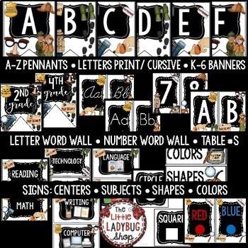 Detective Theme Classroom Decor EDITABLE- Inspirational Quotes Posters