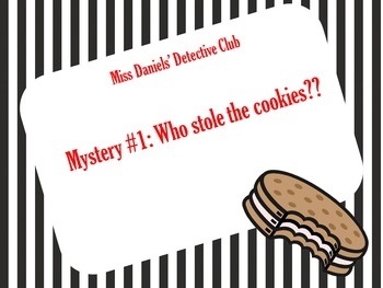 Detective Club: Deductive reasoning mysteries