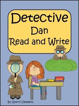 Detective Dan Read and Write