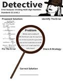 Detective Error Analysis  (freebie #1)