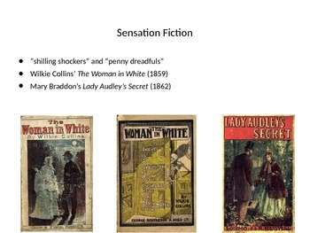 NO PREP Detective Fiction Introductory Presentation and Lecture