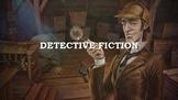 Detective Fiction Narrative Writing Unit