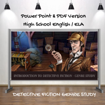 Introduction to Detective Fiction