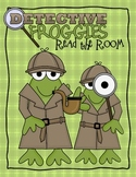 Detective Froggies Read the Room