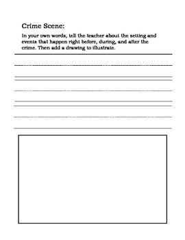 Detective Guided Reading