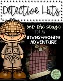 Detective Hat Craft