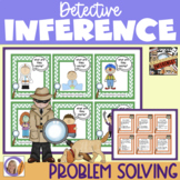 Detective Inference activities