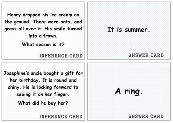 Detective Inference! (Small Group Activities and More!)