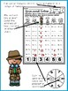 Detective Kids Division Spin and Solve Math Centers