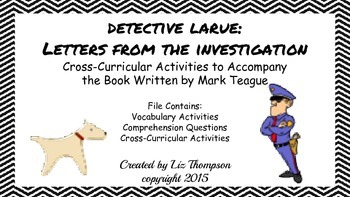 Detective LaRue Mini Unit