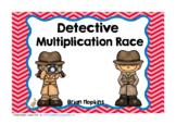 Detective Multiplication Race