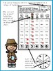 Detective Multiplication Spin and Solve Math Centers
