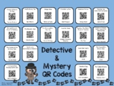 Detective & Mystery QR Codes