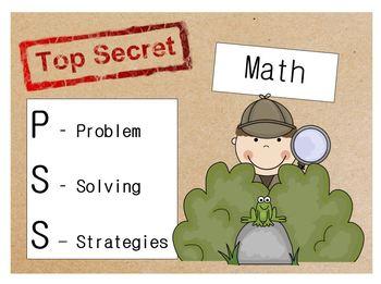 Detective Problem Solving Strategies