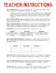 Crime Scene Investigation Common Core: Comparing Texts, Textual Evidence, Bias