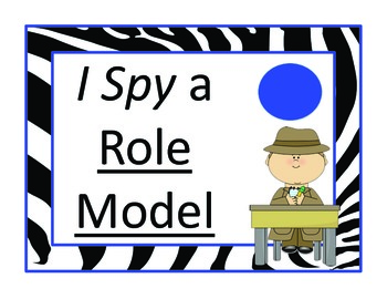 Detective (Sleuth)/Spy Classroom Jobs and Word Wall