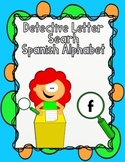 El Alfabeto:  Letter Recognition Worksheets