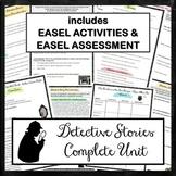 Detective Stories Unit - E. A. Poe, Arthur Conan Doyle, Ro