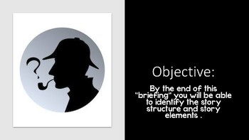 Detective Story Structure Power Point