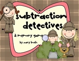 Detective Subtraction