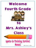 Class Rules & Routines: Survival Manual (First week of school)