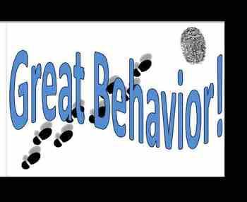 Detective Theme Behavior Board