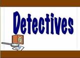 Detective Theme Job Board