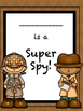 Detective Theme: Spy of the Week