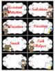 Detective Themed Job Chart
