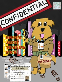 Detective Training Pack