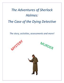 Detective Unit featuring Sherlock Holmes