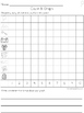 Graph and Tally Poster Set: Detective Pictures