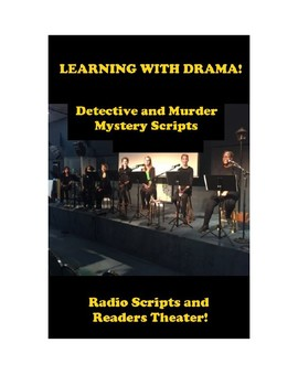 Detective and Murder Mystery Scripts