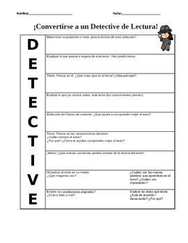 Detective de Lectura