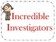 Detective room signs bundle