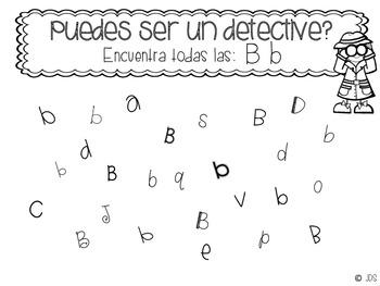 Detectives de las Letras!