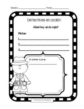 Adjetivos - Detectives en accion