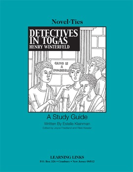 Detectives in Togas - Novel-Ties Study Guide