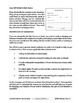 Detention Learning Packet: Late to School