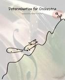 Determination for Orchestra, Composer Stella Tartsinis - MP3