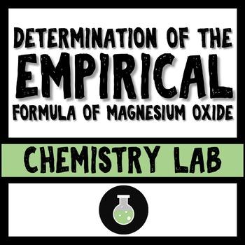 Determination of Empirical Formula of Magnesium Oxide Lab